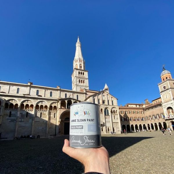 Finalmente la Chalk Paint Annie Sloan a Modena!